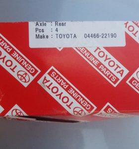 Оригинальные тормозные колодки 04466-22190