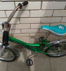 Велосипед 3-5лет