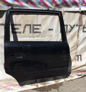 Дверь задняя правая Opel Zafira B