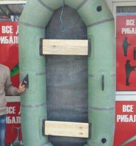 Новая резиновая лодка Байкал-2