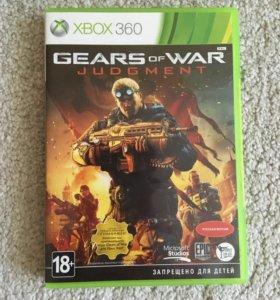 Gears of war Judg Ment на Xbox 360