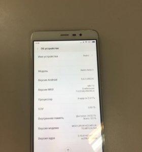 Xiaomi Redmi note 32 32