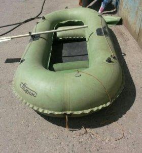 Продам лодку нырок-21