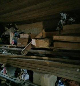 Профили,подвесы для подвесного потолка (комплект)