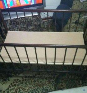 Детская кроватка(новая)
