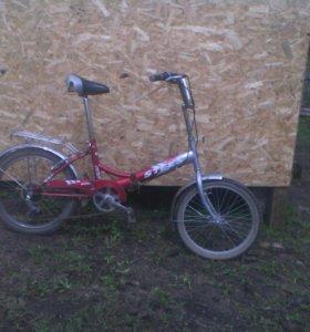 Велосипед 5 скоросной