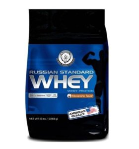 RPS Whey protein 2270 г (76 порций)