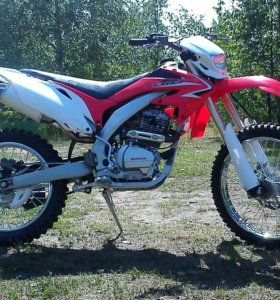 Motolehd 250 CRF
