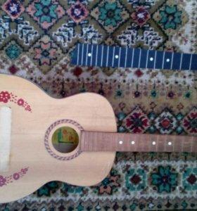 Гитара (без струн)