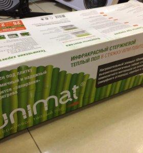 Стержневой теплый пол Unimat HR-S-2500
