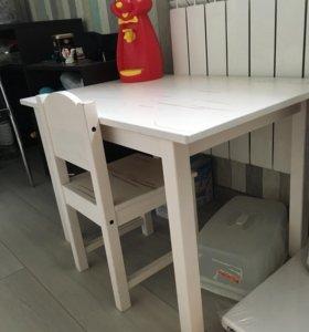 стол+стул +кулер
