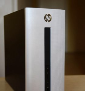 Игровой компьютер HP Amd Rx 480