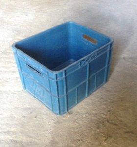 Ящики пластиковы