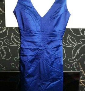 Вечернее платье футляр