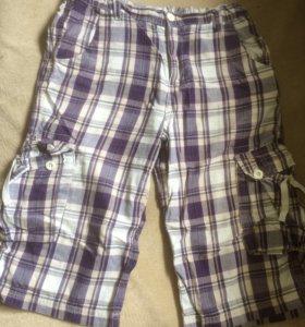 Удлинённые шорты на мальчика