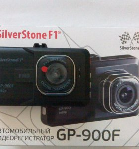 Видеорегистратор Silverstone F1 GP-900