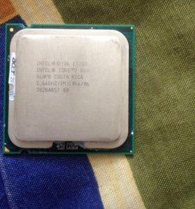 Процессор Intel Core 2 Duo 2.66Ghz