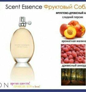 Туалетная вода scent essence vibrant fruity