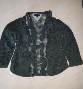 Блуза на девочку tommy hilfiger