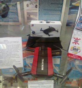 Складной селфи дрон