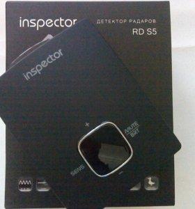 Радар-детектор Inspector RD S5 с GPS модулем