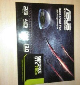 GTX 750Ti 2 gb GDDR5