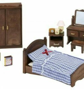 Набор Sylvanian Families «Спальня»