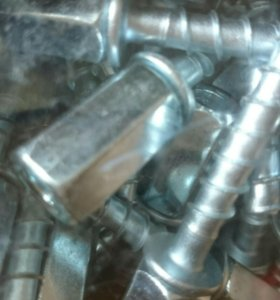 Шурупы по бетону с шестигранной головкой