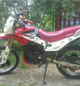 IRBIS TTR 250R