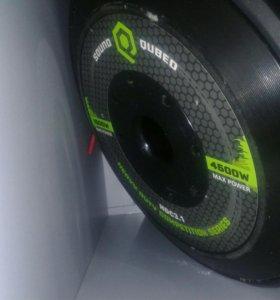 Soundquebed 3.115 новый rms 1500 max 4500