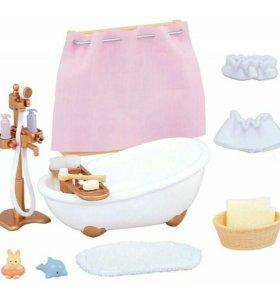 Набор Sylvanian Families «Ванная комната»