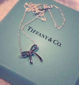 Колье Tiffany Co Bow оригинал