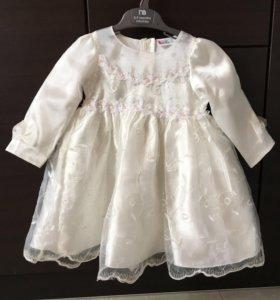 Платье на праздник, 92-98