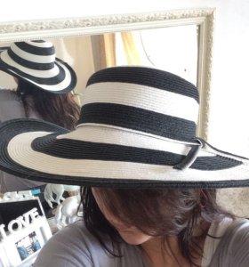 Шляпа ZARINA новая