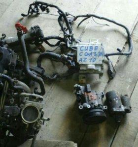 Двигатель CGA 3 на Нисан Куб V 1,4