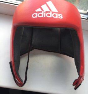 Боксёрский шлем Adidas, aiba