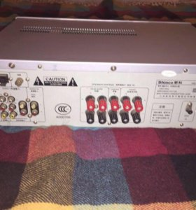 AV ресивер Shinco hg-5610.