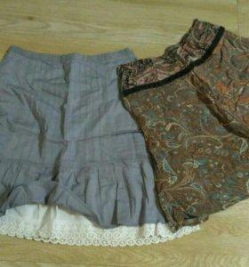 2 юбки летние