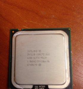Процессор intel core 2duo 6300