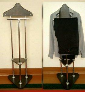 Напольная полка для одежды