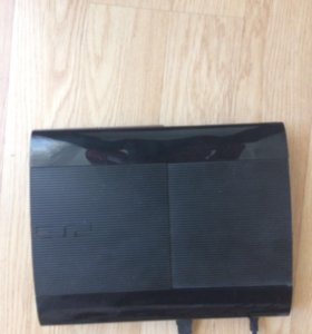 Play Station 3 500gb с играми 13 штук