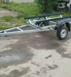 Автомобильный прицеп ССТ-13 для водной техники