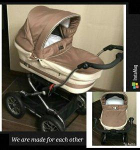 """Продам коляску фирмы """"Baby care""""."""