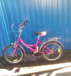 Велосипед для детей 6-7 лет