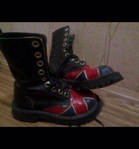 Ботинки райдерс