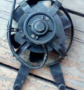Вентилятор охлаждения  Suzuki SV 650 S 03-08г.в
