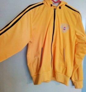 Олимпийка толстовка куртка кофта ветровка