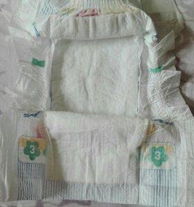 Памперсы/подгузники Chiaus 3-6 кг