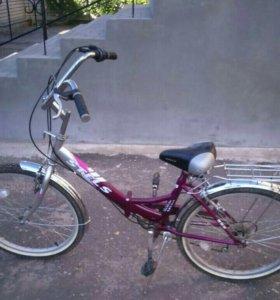 велосипед Stels(6 скоростей)