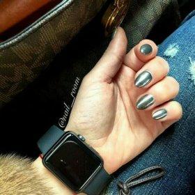 Нарашивание ногтей с гельом 800